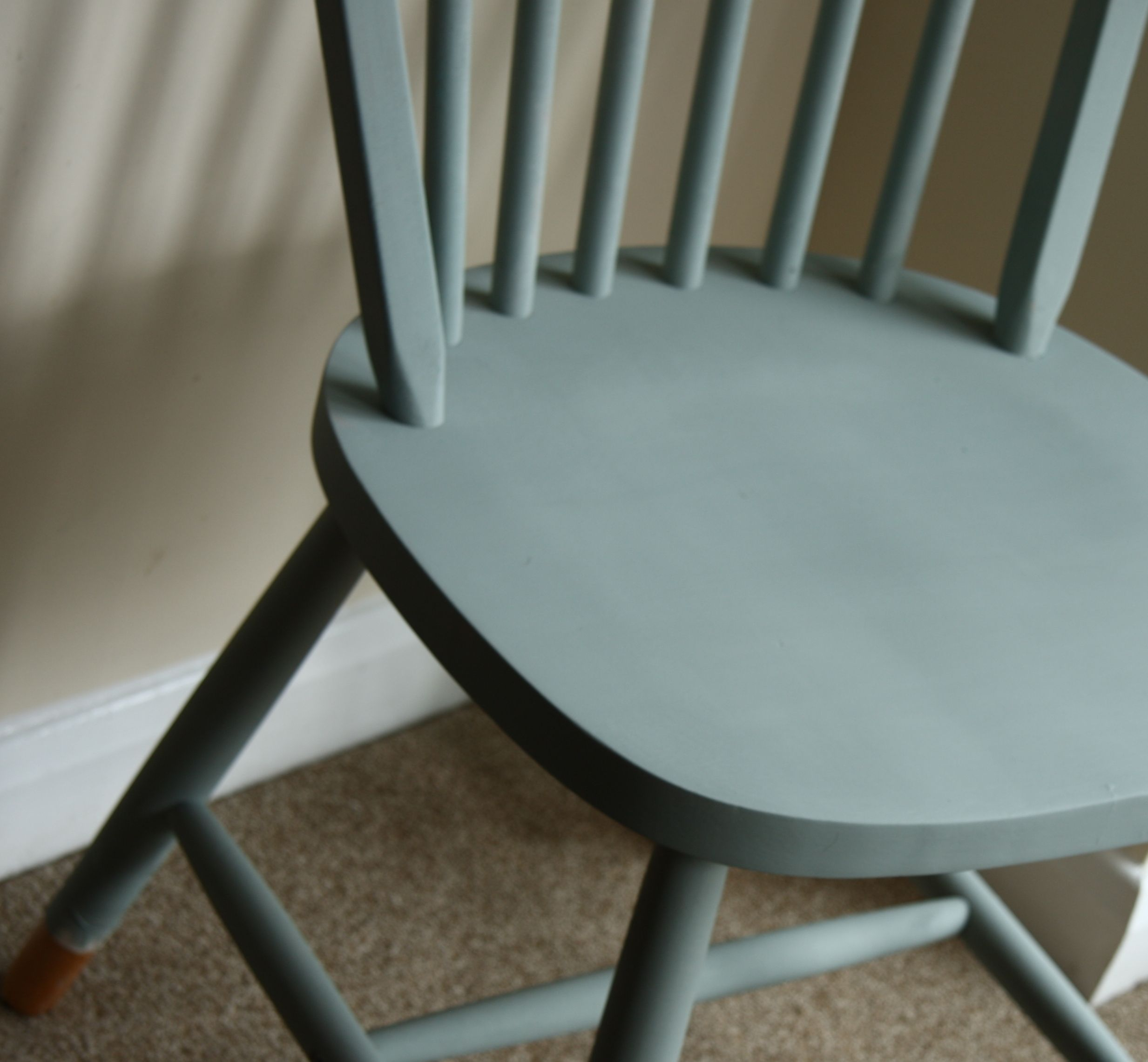 Painted Kitchen Table Chairs | Painted kitchen tables, Ercol chair ...