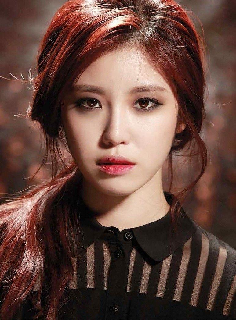 Secret S Jun Hyoseong Compilation Album Kpics Kpop Sweetgirls Lovethem Love Unsensored Girls Sweet Sexygirls Beauty Girl Medium Hair Styles Beauty