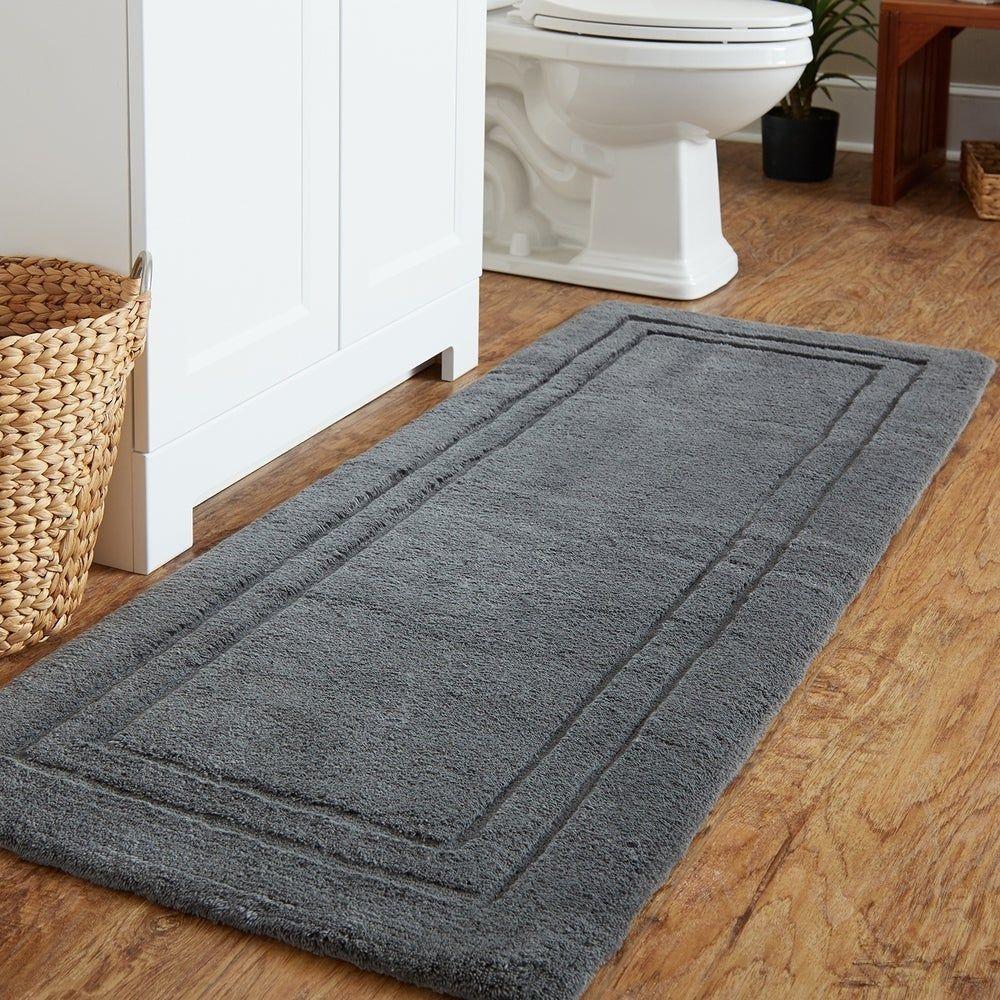 2x5 Bath Bathroom Rugs Bath Mats Placement Home Imperial Ivory 2x5 Bath Bathroom Home Imperial Ivory Large Bathroom Rugs Bath Cucine Moderne Cucine [ 1000 x 1000 Pixel ]