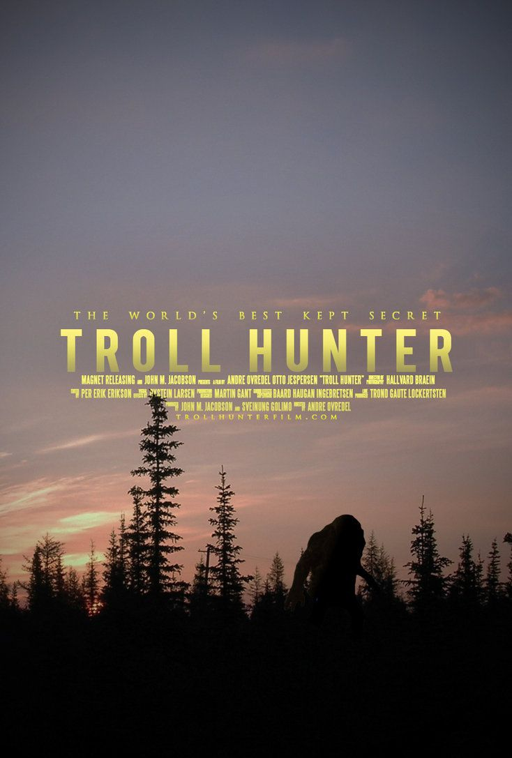 Risultati immagini per the troll hunter movie