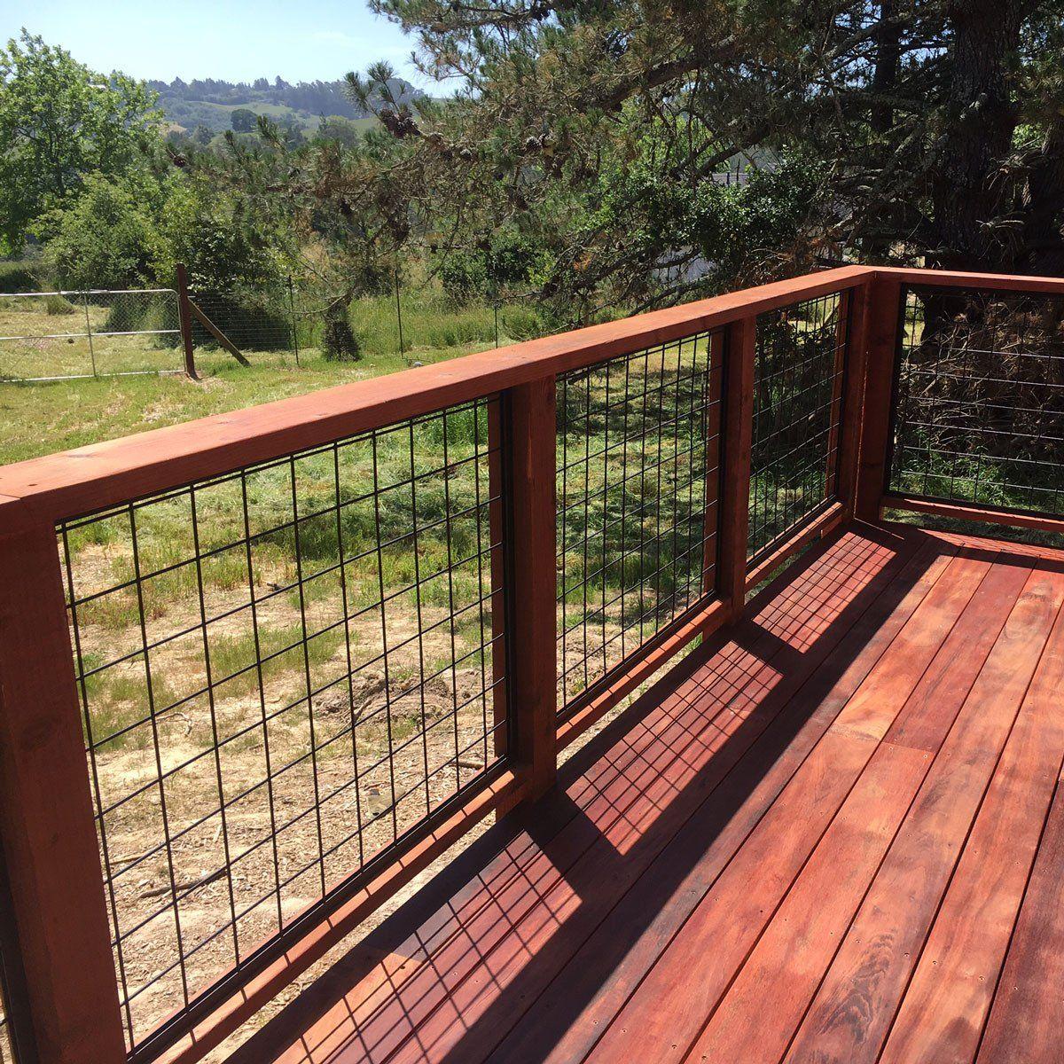 Hog Tracks Channel By Wild Hog Railing Deck Railing Design Railings Outdoor Deck Railing Diy