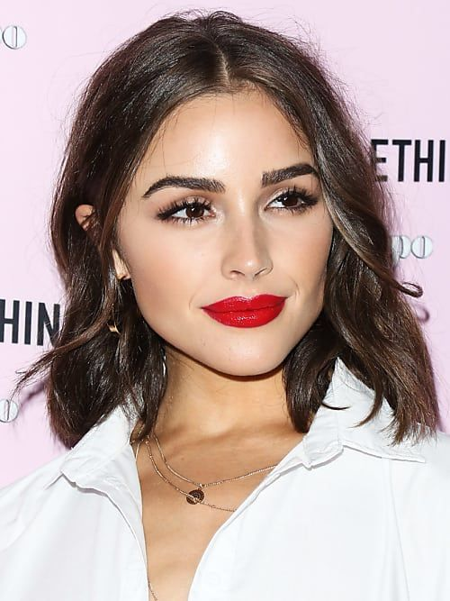 Photo of Die schönsten Lippenstift-Looks von Olivia Culpo