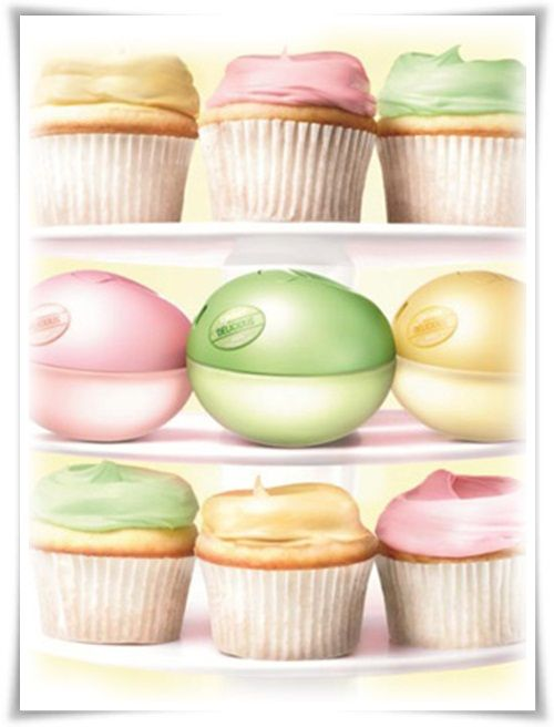 DKNY Sweet Delicious for Spring 2012 DKNY Pink Macaroon, Tart Key Lime, Creamy Meringue