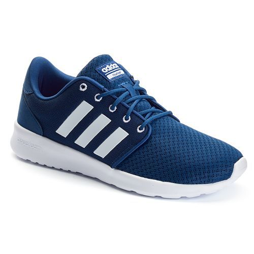 adidas QT Racer Women's Sneakers | Adidas shoes women, Black ...