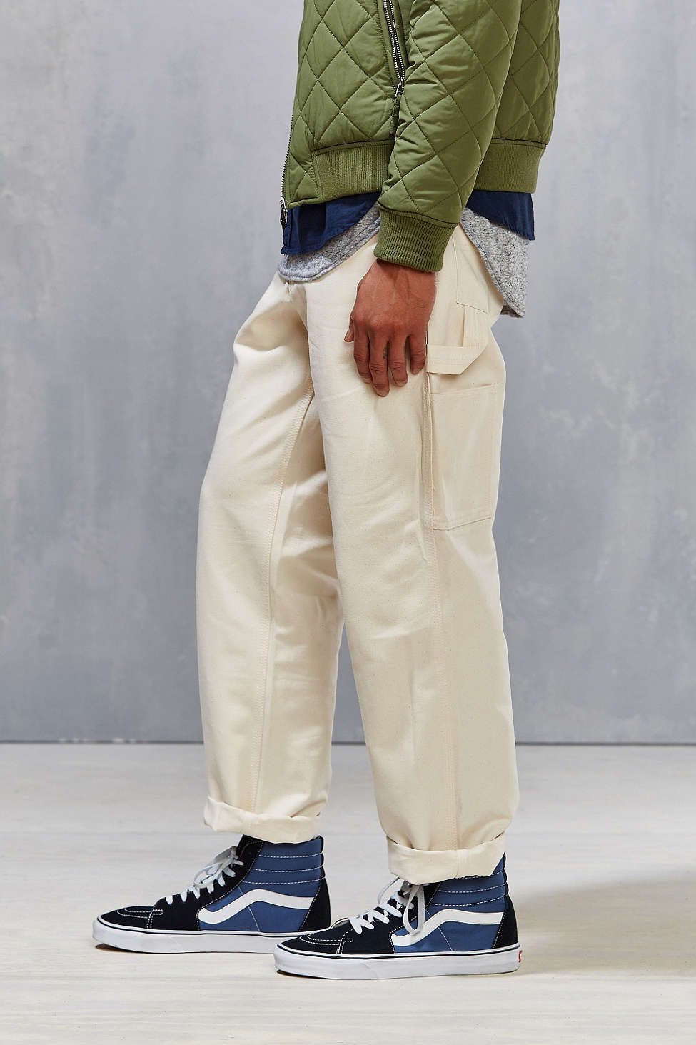 Stan Ray Relaxed Fit Painters Pant  d9bf6d09320