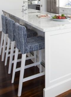 Ikea Hack Breakfast Bar Stool Diy Decorator Bar Stool Makeover