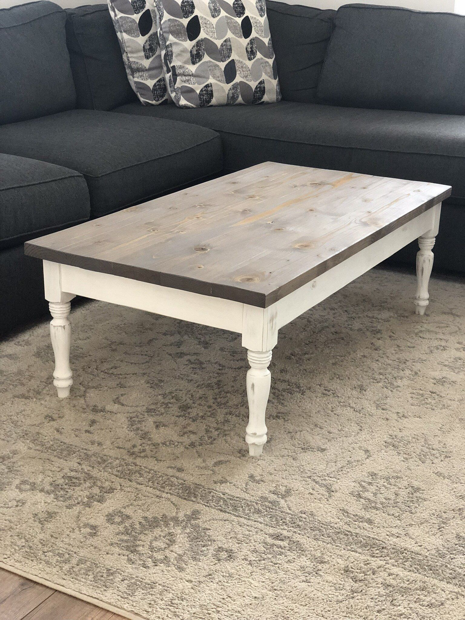 coffee table modern farmhouse coffee table with turned on modern farmhouse patio furniture coffee tables id=87748