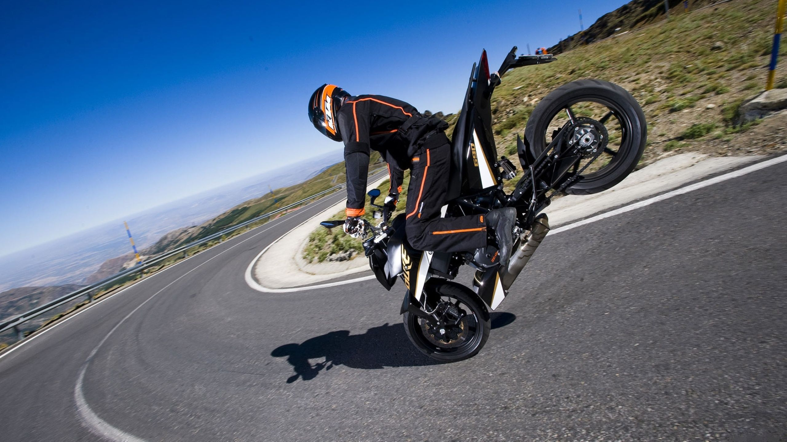 Ktm motorcycles hd wallpapers free wallaper downloads ktm sport - Ktm 690 Duke Stoppie Bikes Hd Wallpapers For Desktop