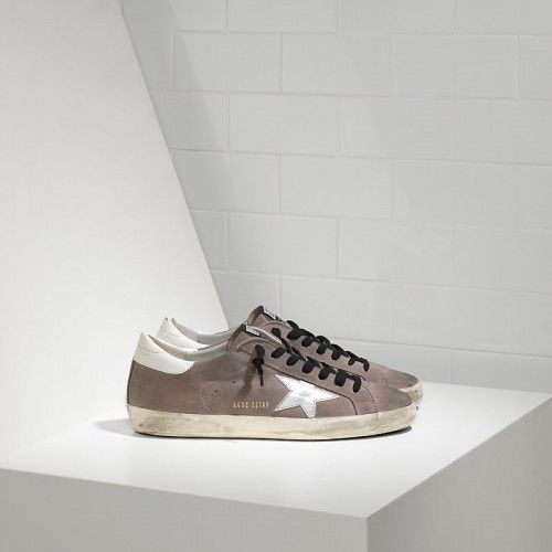 Golden Goose Superstar Pelle Suede