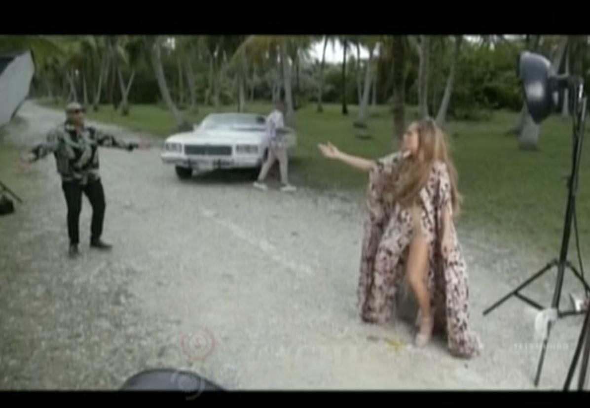 JLO Y Gente De Zona Estrenan Nueva Canción Y Video Musical