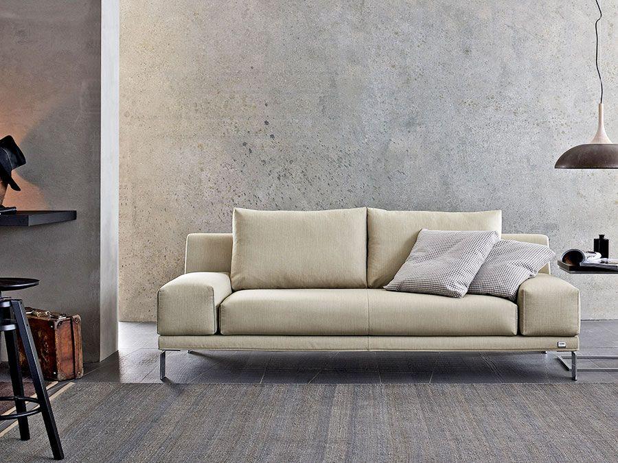 Divani piccoli 8 modelli doimo salotti living for Piccoli divani