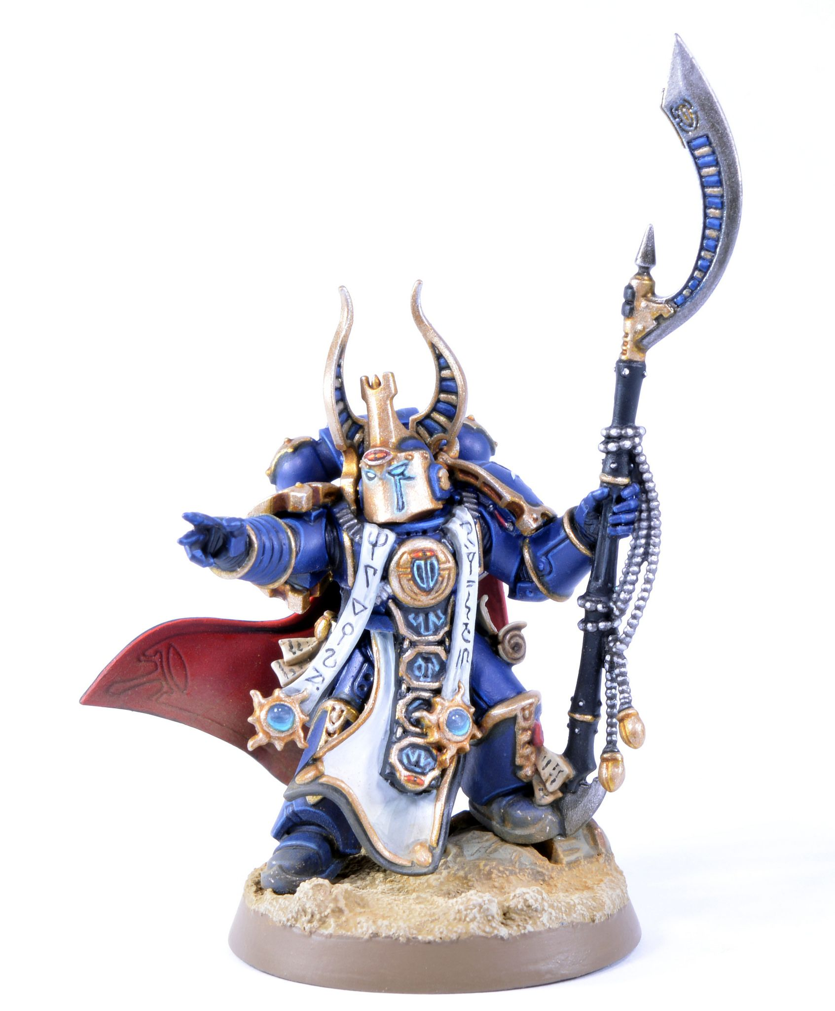 https://flic.kr/p/NVp43x | Ahriman | From the GW Burning of Prospero Boxset Painted by Brushstroke