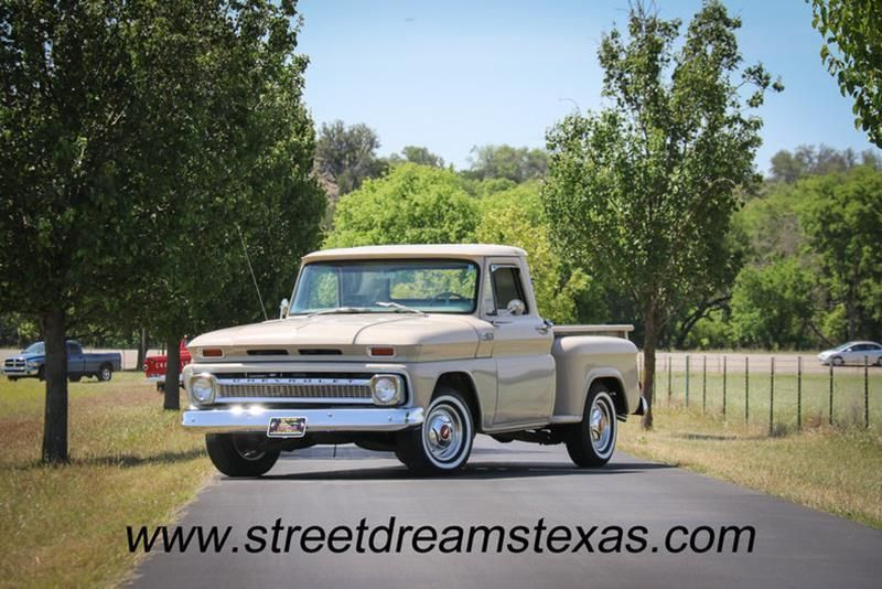 1965 Chevrolet C/k 10 Series for sale Fredericksburg, TX