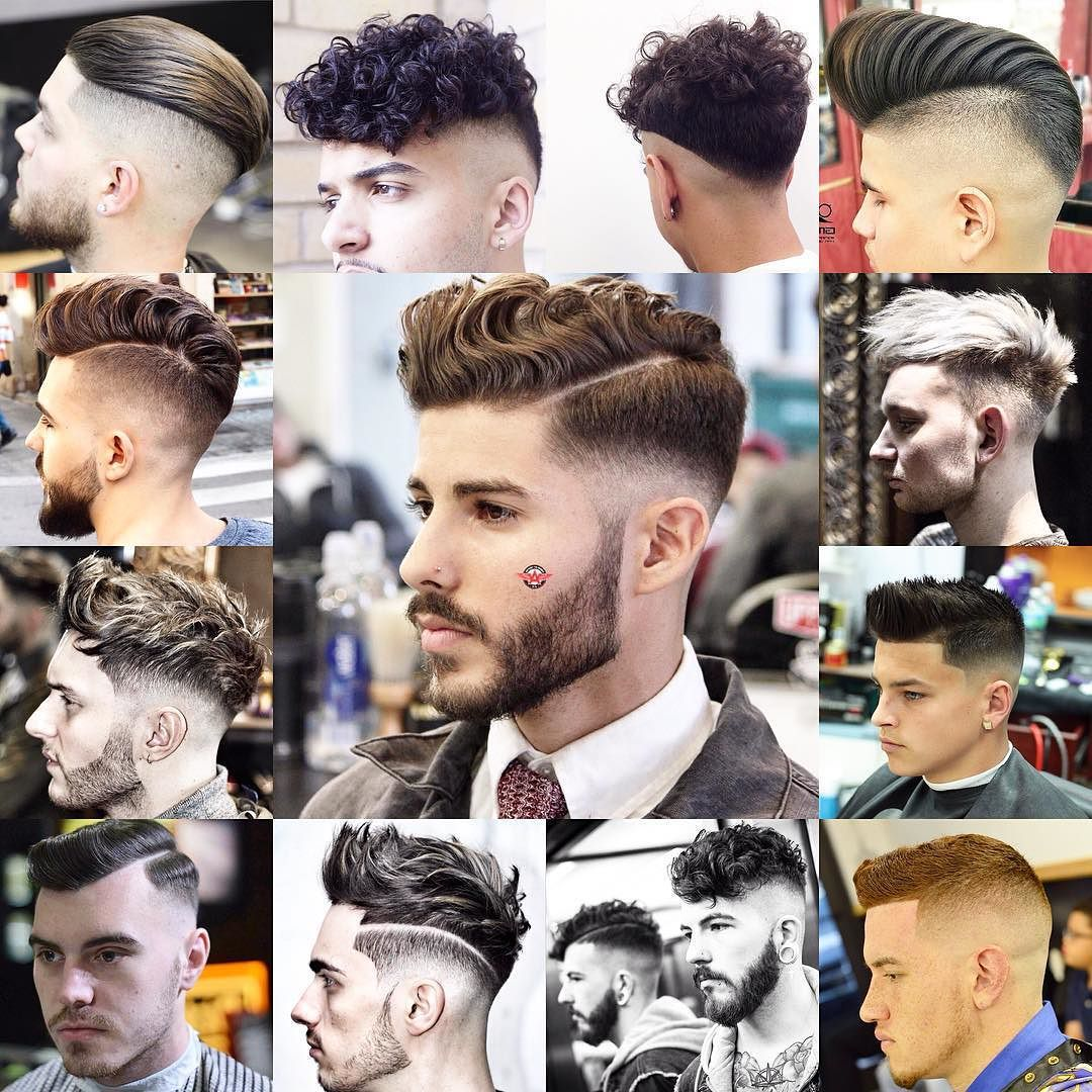 25++ Mens hairstyle names 2015 ideas