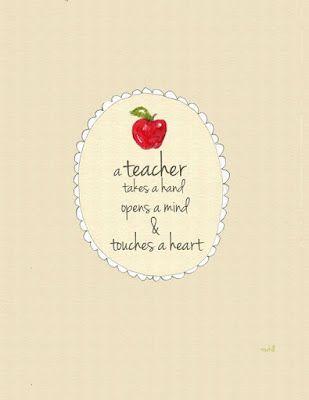On Teachers