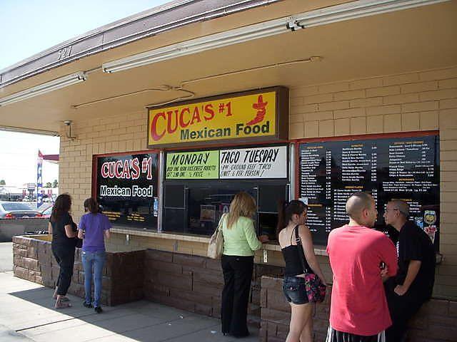 Cuca's Mexican Food
