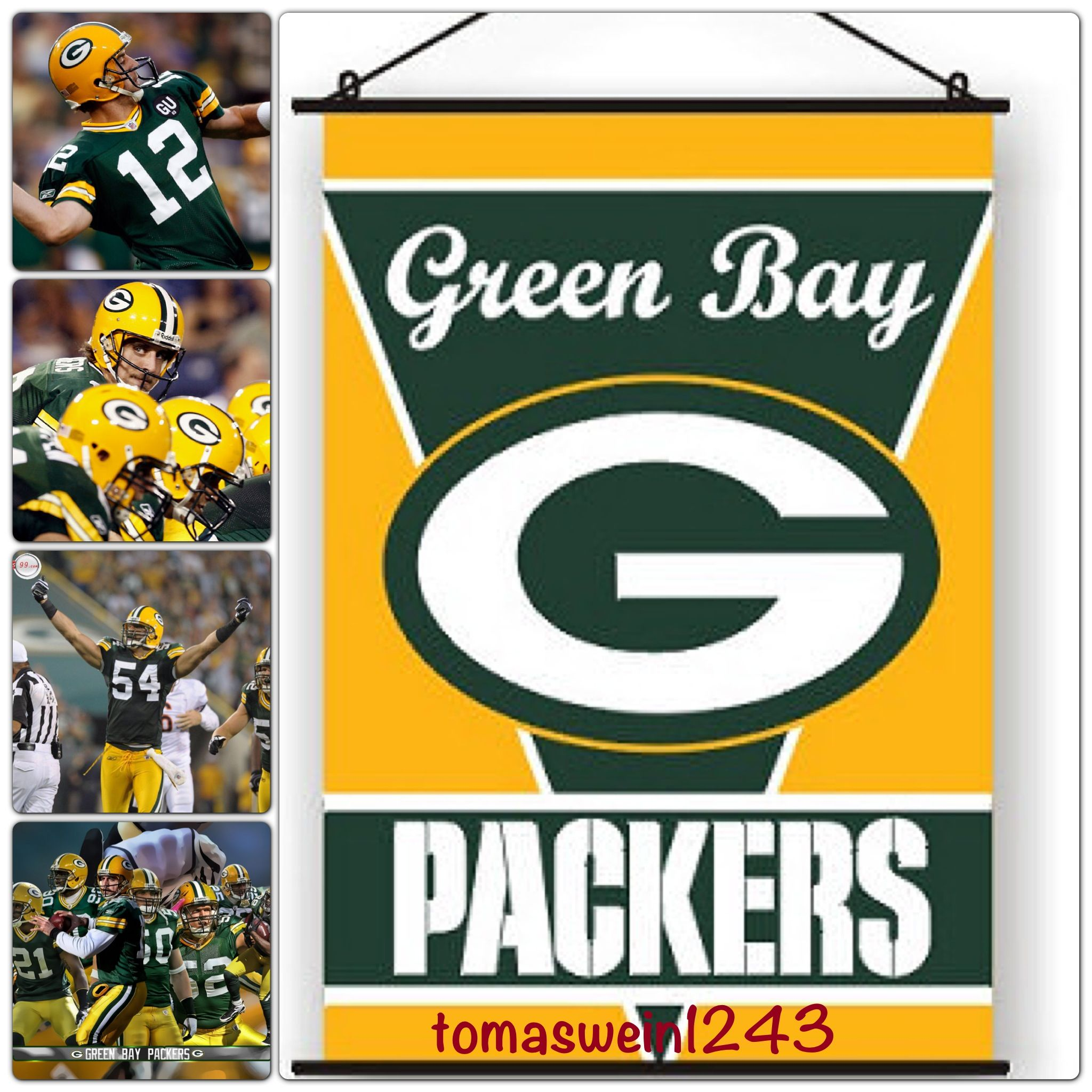 My Edit For The Green Bay Packers Green Bay Packers Fans Green Bay Packers Colors Nfl Green Bay