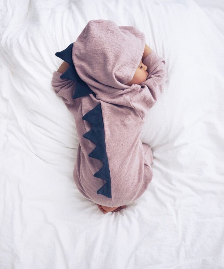 28554f87367d You and your little one will absolutely love this amazing Dinosaur Baby  Romper Features  Available in multiple sizes. High quality and unique  design.