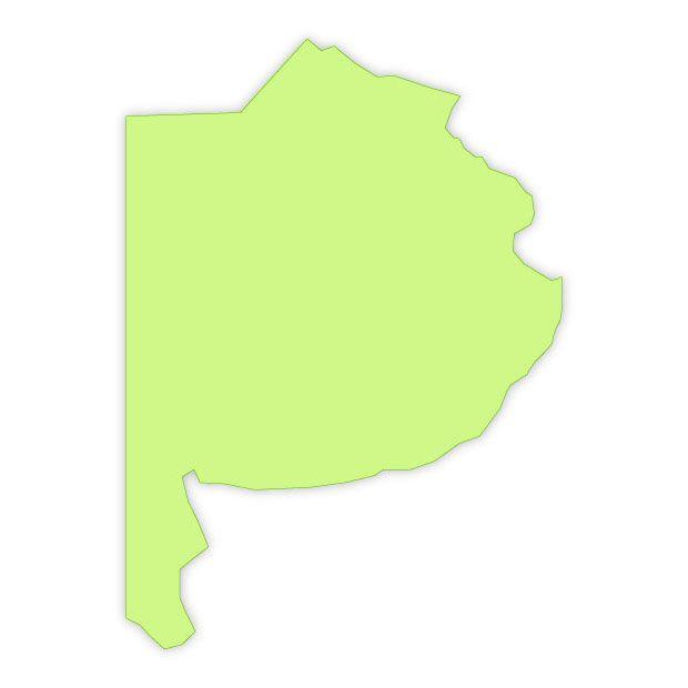 Resultado de imagen para provincia de buenos aires mapa