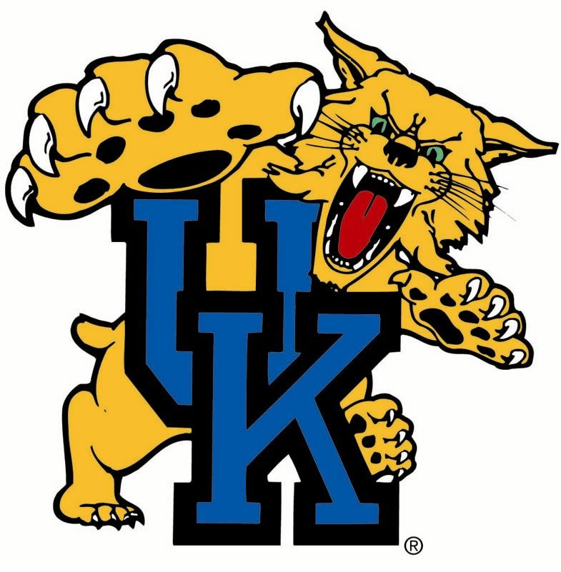 Old Uk Wildcat Logo Mizzou Tigers Vs Kentucky Stuff