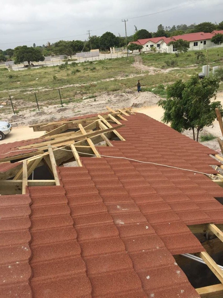 Hot Low Price High Quality New Metal Roofing Tiles Ce Sgs Soncap Africa Nigeria Kenya East Souht Asia Thailand View Hig Metal Roof Roofing Metal Roof Tiles