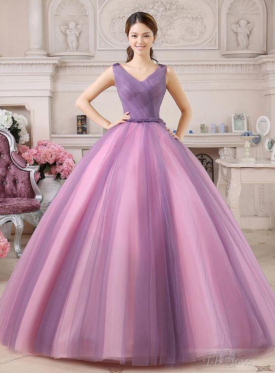 929514172 Resultado de imagen para vestidos de 15 años sencillos