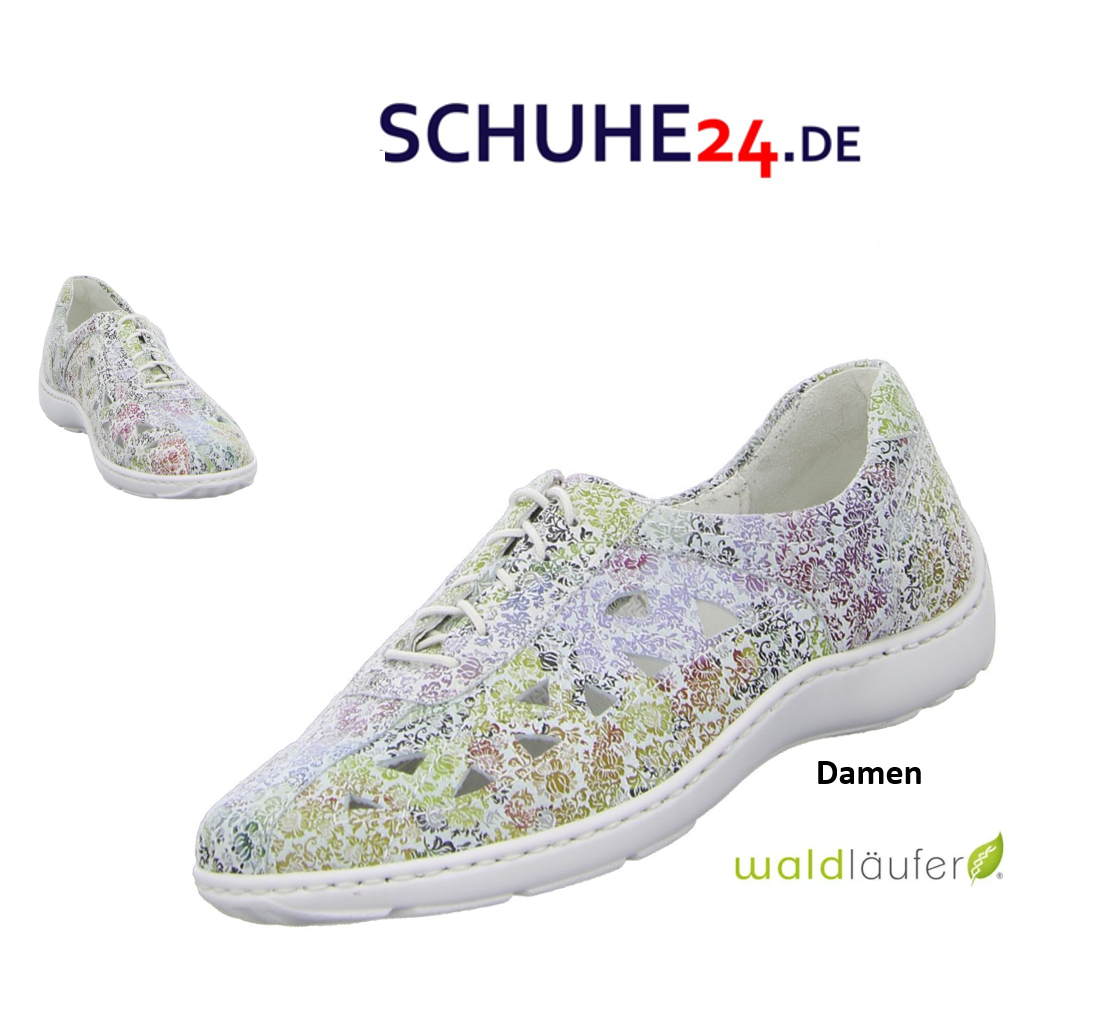 WALDLÄUFER, sneaker for women WALDLÄUFER, Schnürer für