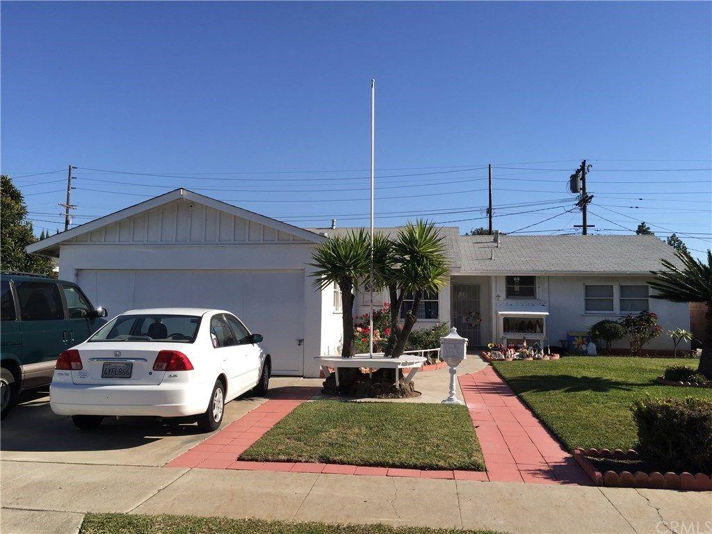 12452 Firebrand Street, Garden Grove, CA 92840 (MLS