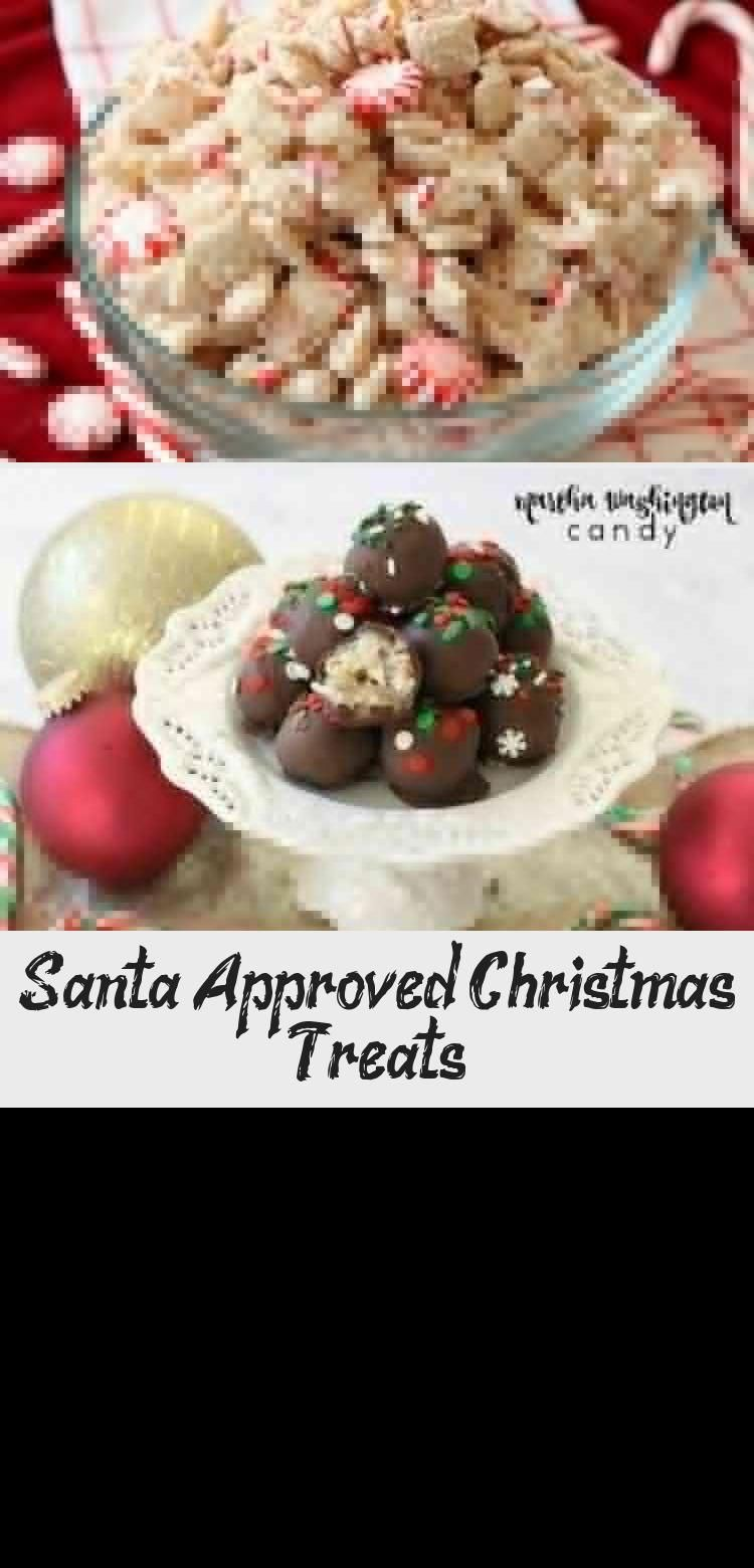 Best collection of easy Christmas dessert recipes ever they re even Santa approved Our Christmas desserts are perfect for holiday parties cookie exchanges and neighbor go...