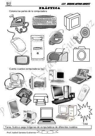 Curso Computacion Primero De Primaria Tecnologia Para Ninos