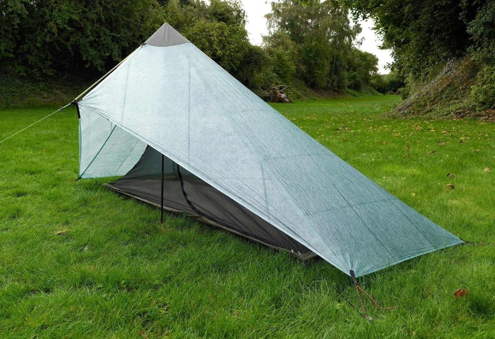Tr&liteu0027s Travels MYOG Cuben Fibre Shelter & Trampliteu0027s Travels: MYOG Cuben Fibre Shelter | Camp | Pinterest ...