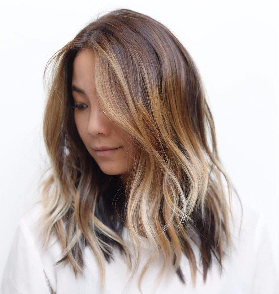 Sick of your same old highlights try this technique for fall