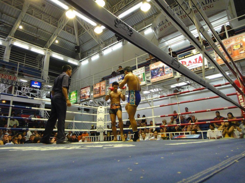 Bangla Boxing Stadium Phuket Thailand Phuket Stadium Landmarks