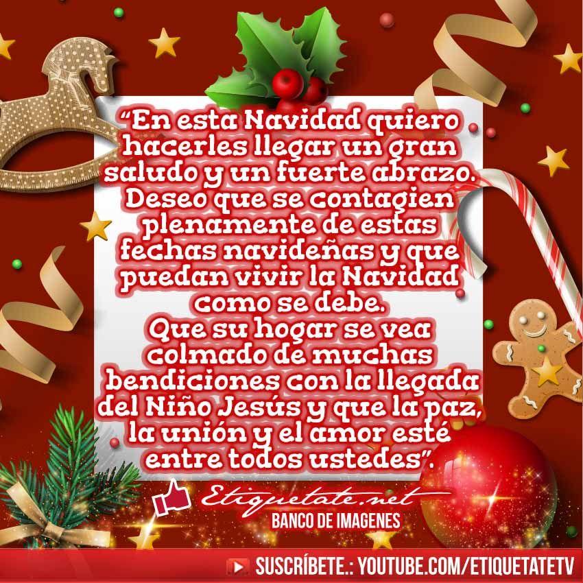 Frases de la navidad frases chidas pinterest - Deseos para la navidad ...