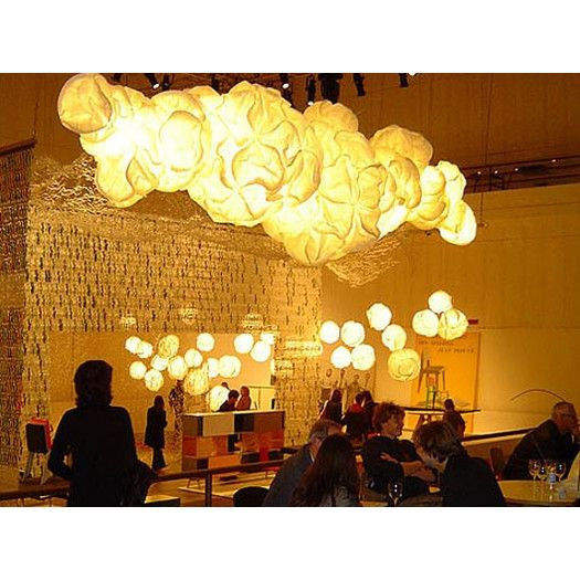 Vitra Cloud Lamp By Frank Gehry Casa