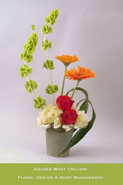 Types Of Flower Arrangement