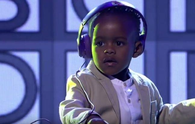 DJ Arch Junior est l'Incroyable Talent d'Afrique du Sud depuis dimanche soir.