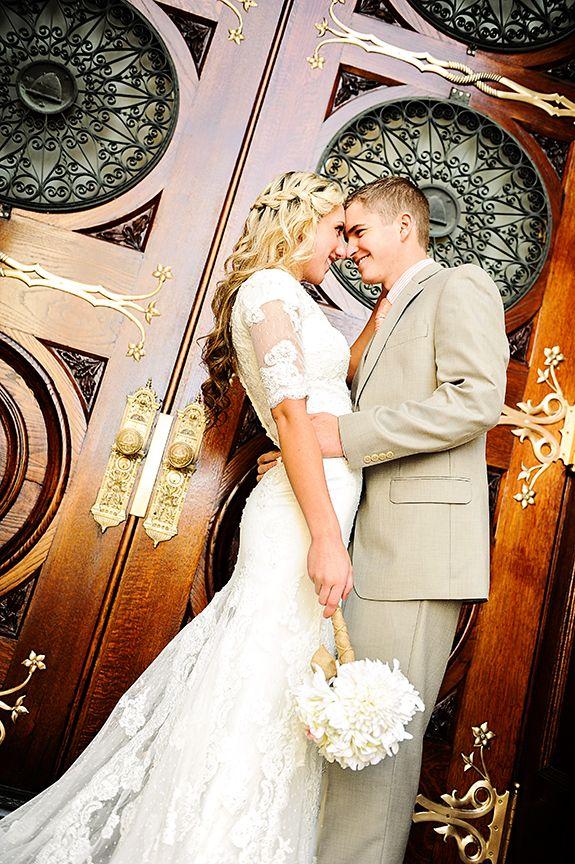 S.W. Portraits SLC LDS Temple Wedding Photographer Romance | SW ...