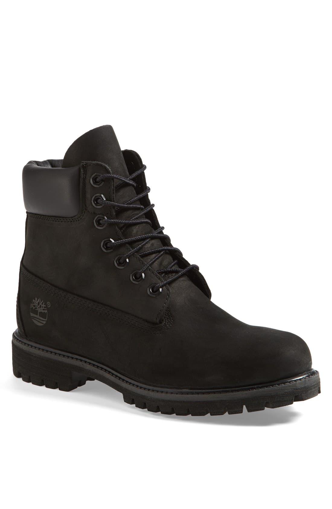 More discounts men shoes Timberland Inch Premium Leder Boots