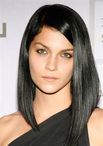 Image Detail For Medium Length Hairstyles For Women 2012 Medium Length Hairstyles For Medium Hair Styles Asymmetrical Haircut Medium Length Hair Styles
