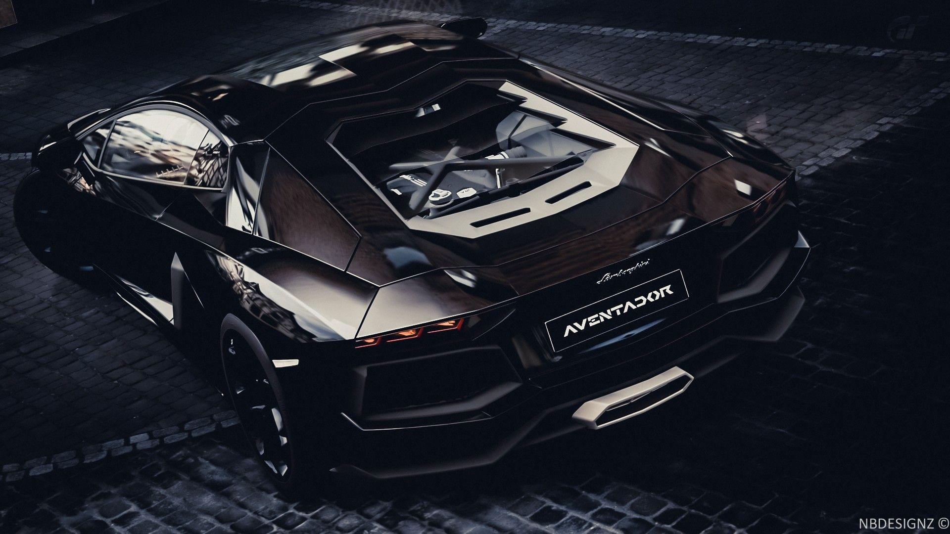 Vehicle Car Carbon Fiber Lamborghini Aventador Lamborghini