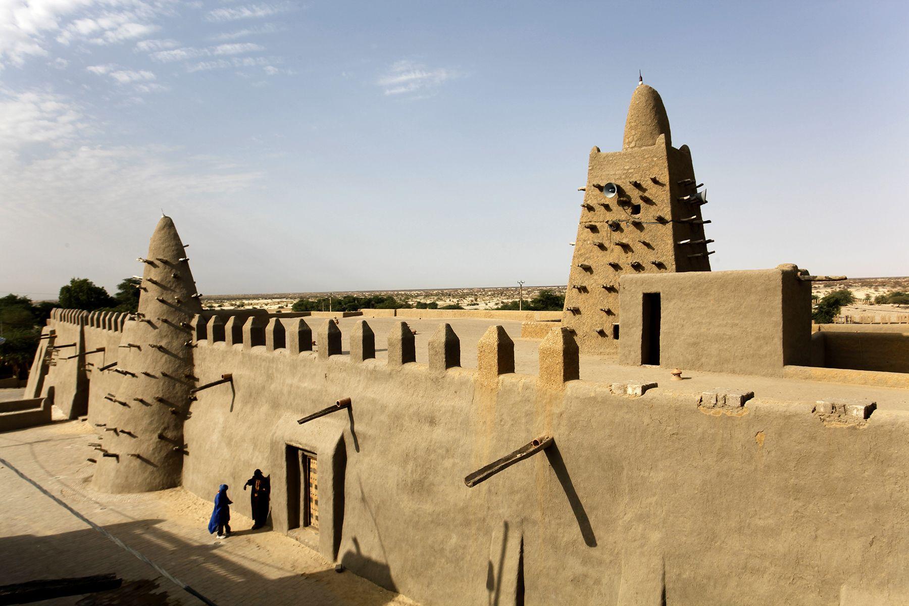 Timbuktu, Mali.