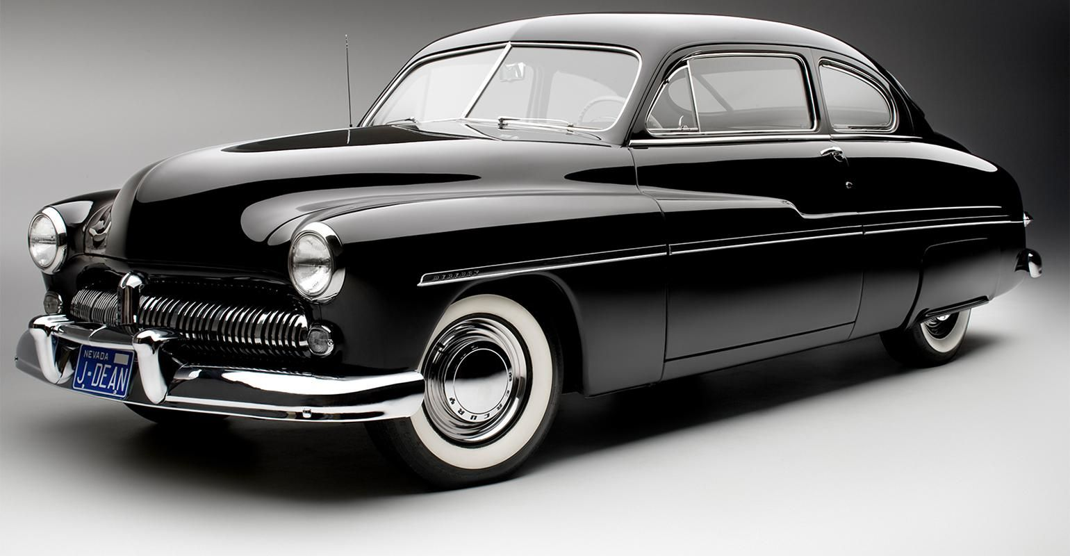James Dean S 1949 Mercury Coupe Displayed At The National