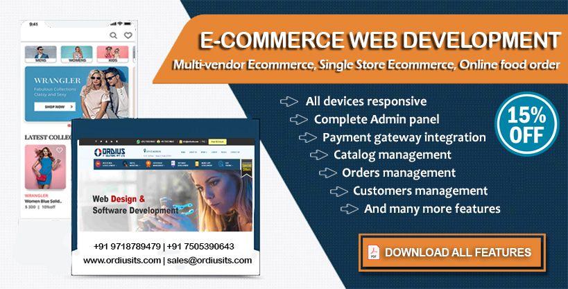 Ecommerce Website Development Get Your Free Quote Today Digital Marketing Ecommerce Website Development Best Digital Marketing Company