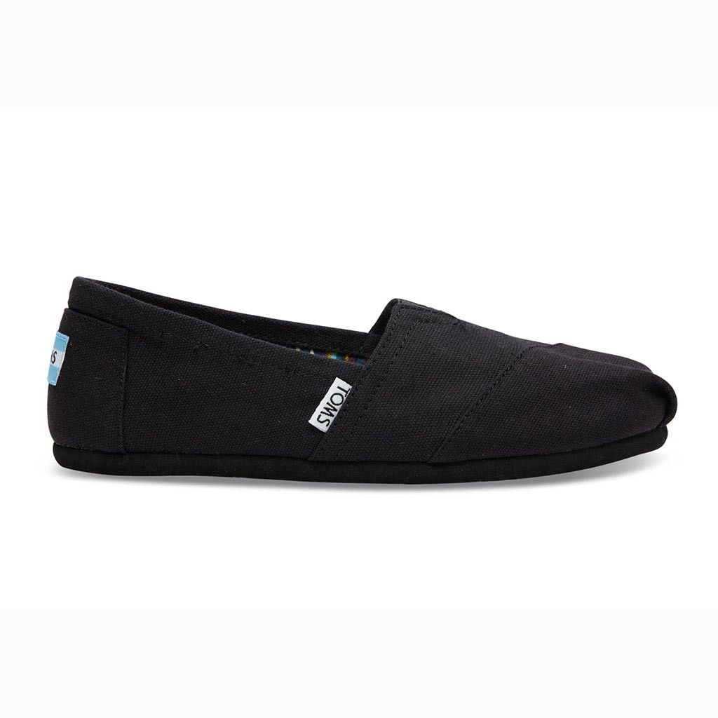 TOMS Womens Shoes Classics Canvas