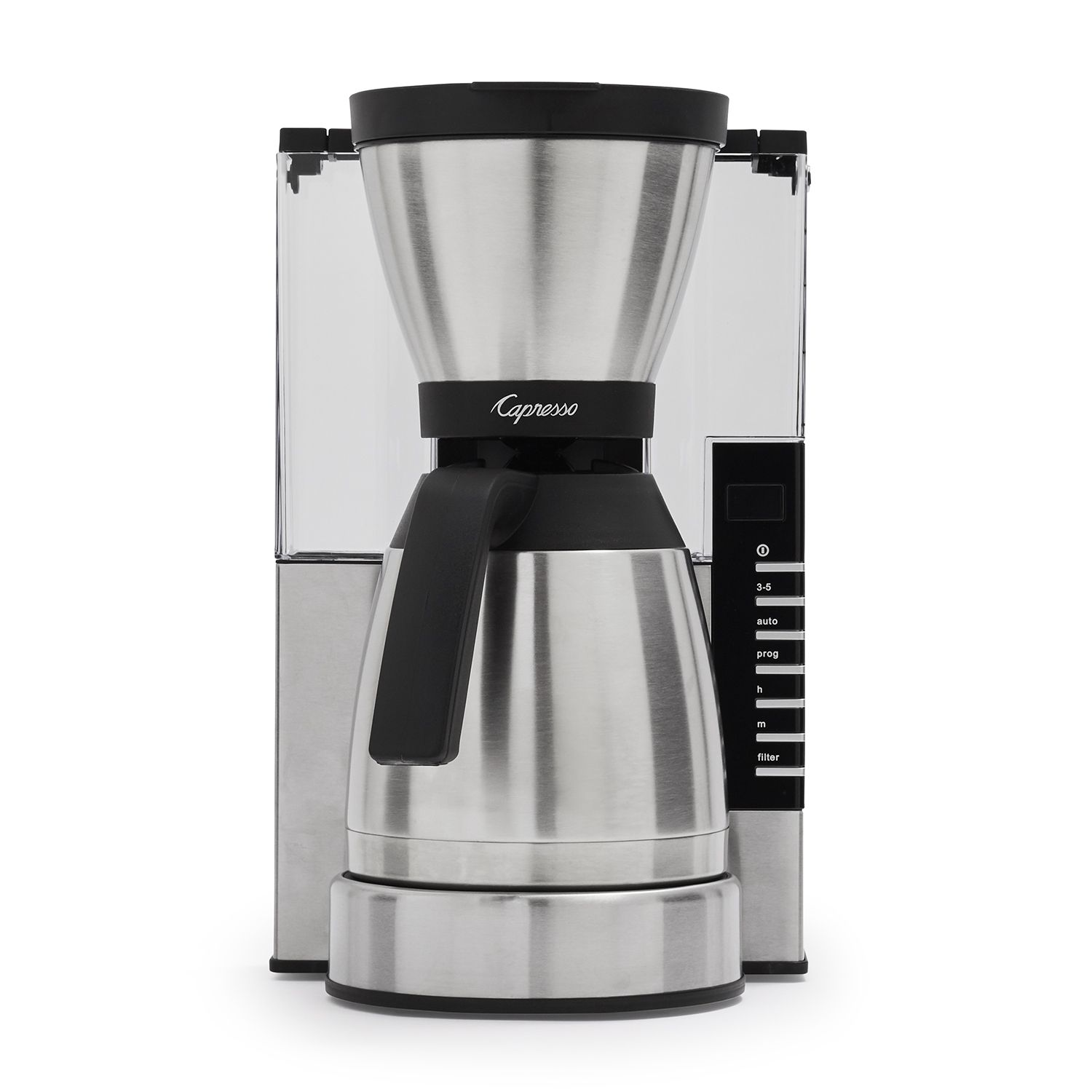 Shop Capresso 10 Cup Rapid Brew Coffee Maker With Stainless Steel Thermal Carafe And More From Sur La Table Cuisinart Coffee Maker Coffee Maker Coffee Brewing