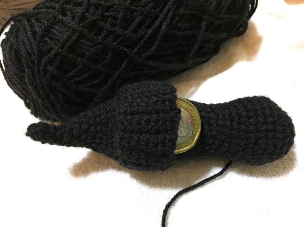 Ravelry: Baby Niffler pattern by Emma Kay | 744x994
