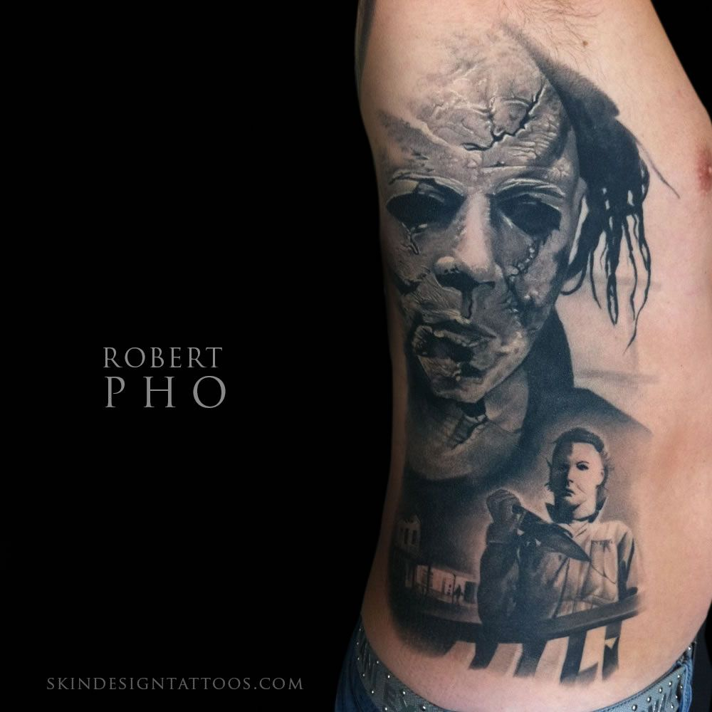 michael-myers-tattoo-halloween | Halloween (John Carpenter ...