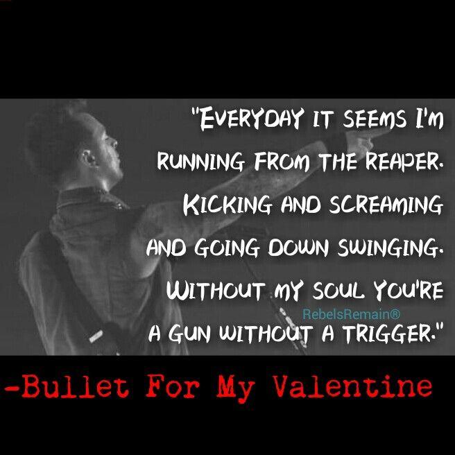 Bullet For My Valentine Lyrics My Valentine Lyrics Funny Quotes Favorite Lyrics