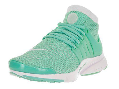 Nike Womens Air Presto Flyknit Ultra Hyper TurqHyper Turq Running Shoe 8  Women US **